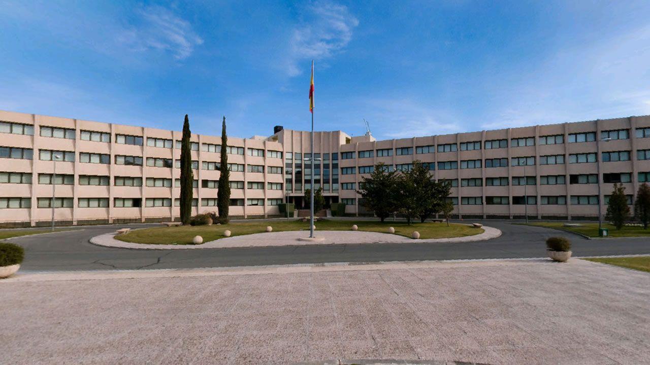 Sede del Centro Nacional de Inteligencia (CNI)