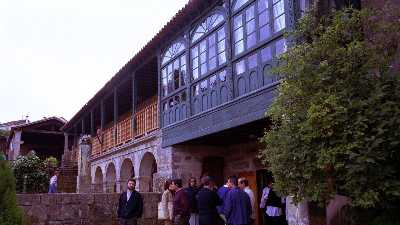 Vigo suma un nuevo festival a su panorama musical en el Museo del Mar.O escritor Gonzalo Hermo (Taragoña, Rianxo, 1987)