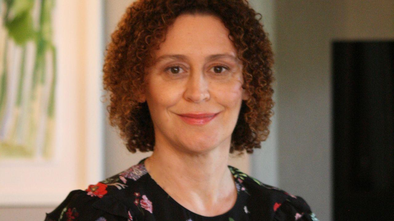 La jefa de servicio de Dermatología, la doctora Ángeles Flórez Menéndez.