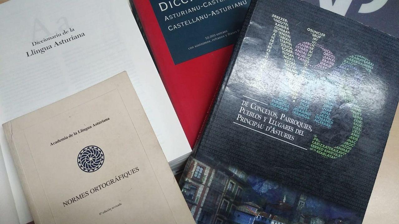 Testos normativos de llingua asturiana