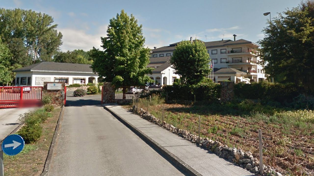 Centro de Atención a Persoas con Discapacidade, en Sarria