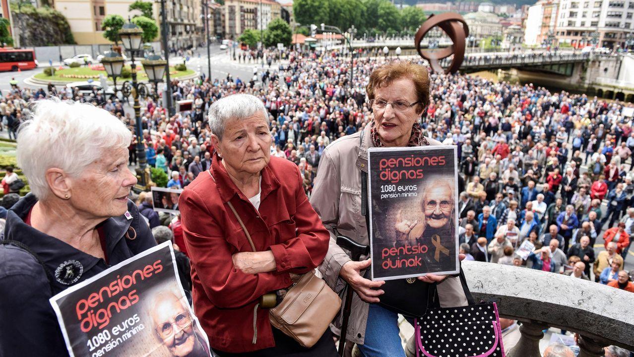 José Manuel Barreiro, junto a Javier Arenas, en una imagen de archivo