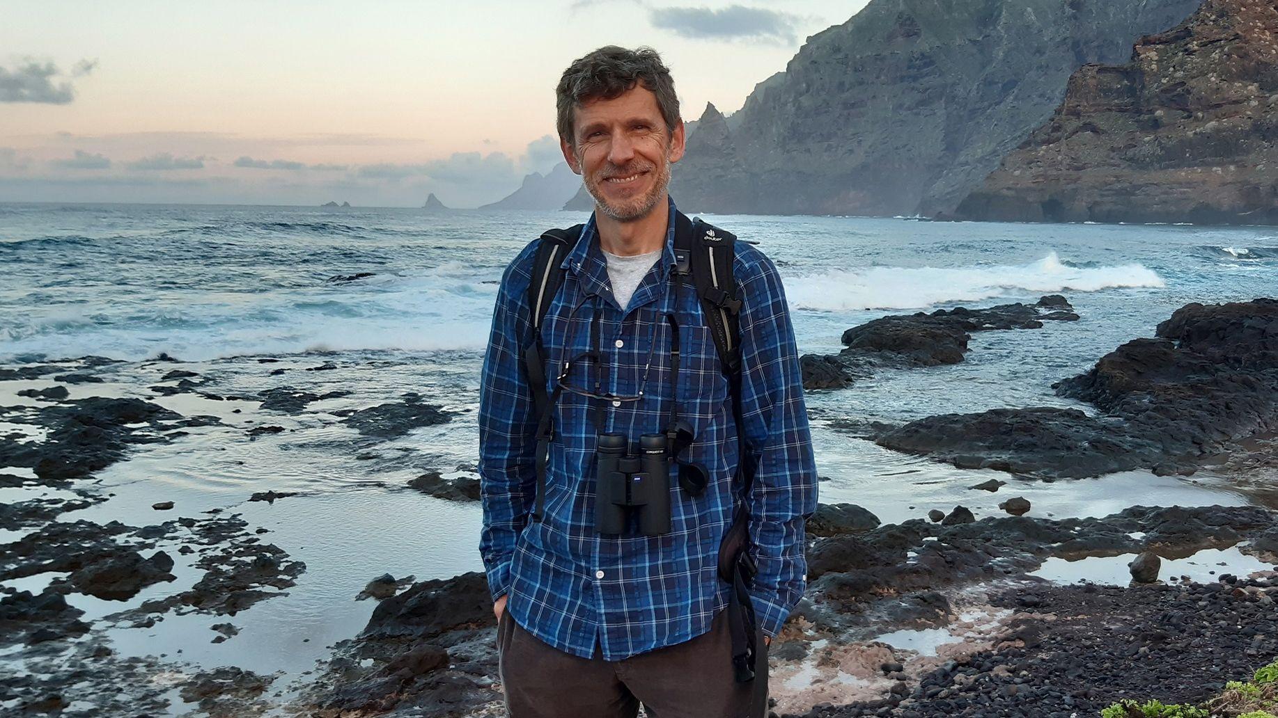 El catedrático de ecología de la Universidad de Oviedo, Daniel García García