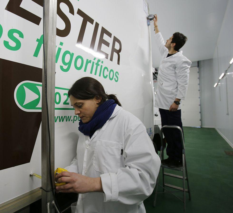 La inversión en el laboratorio ronda los 1,6 millones.