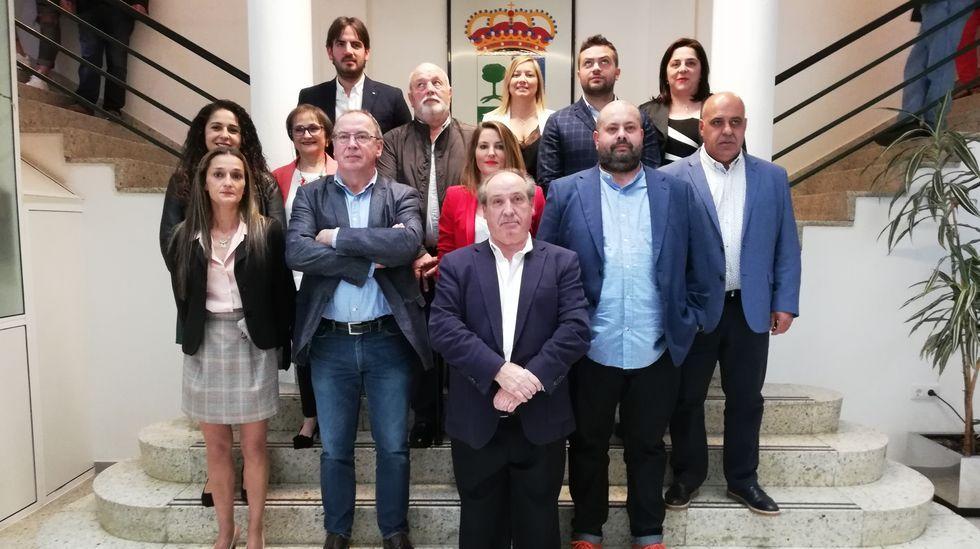 Cerceda. Alcalde, Jose Garcia Liñares (PSOE)