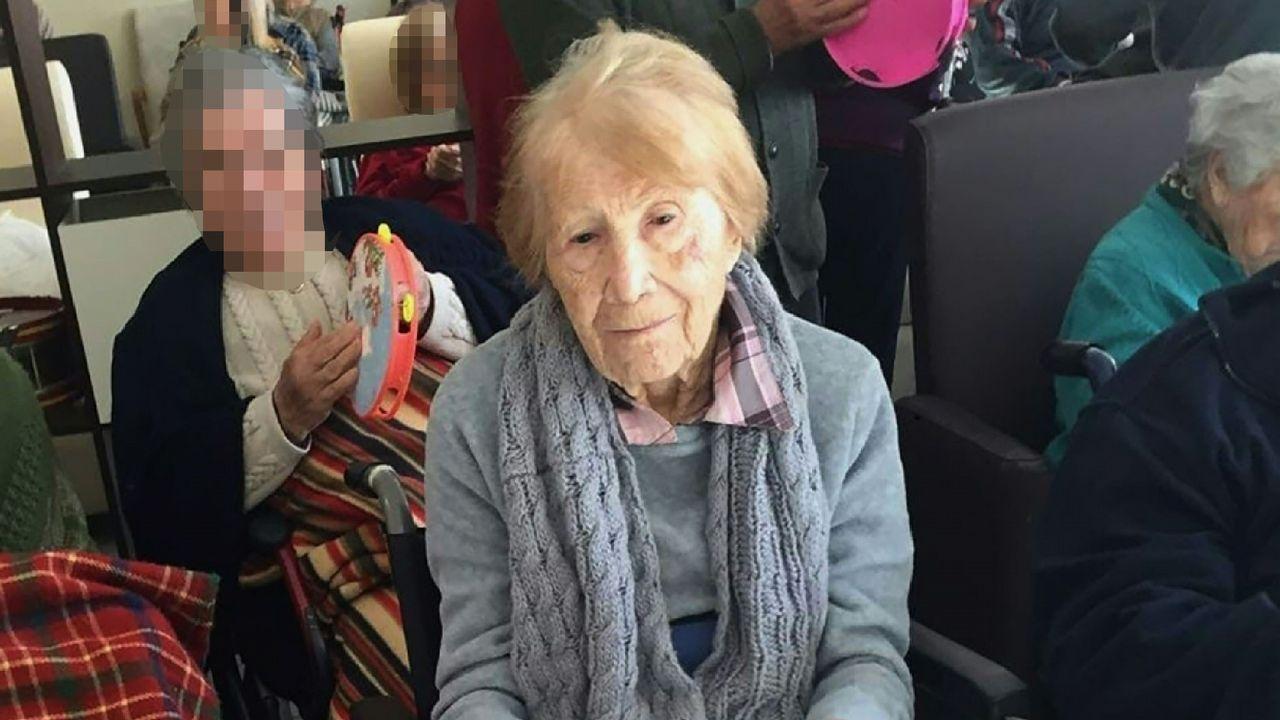 LA MUJER QUE DESTAPÓ EL CASO. La muerte de María Babes, una alemana de 101 años a la que buscaba la Interpol, llevó a la Guardia Civil hasta el chalé de Chiclana, en Cádiz, donde una pareja los maltrataba y les robaba sus propiedades.