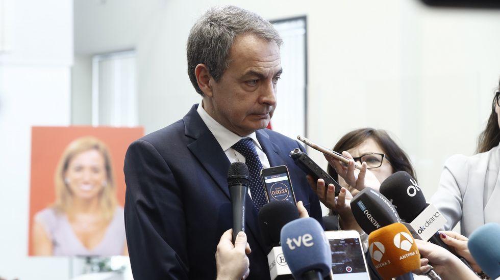 El expresidente del Gobierno José Luís Rodriguez Zapatero.