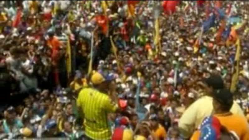 Asesinados tres opositores a Chávez tras un acto electoral