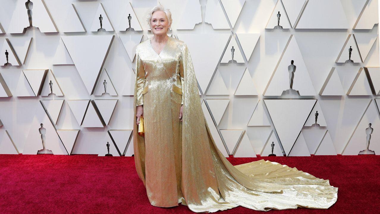 Glenn Close, candidata al Óscar a la mejor actriz