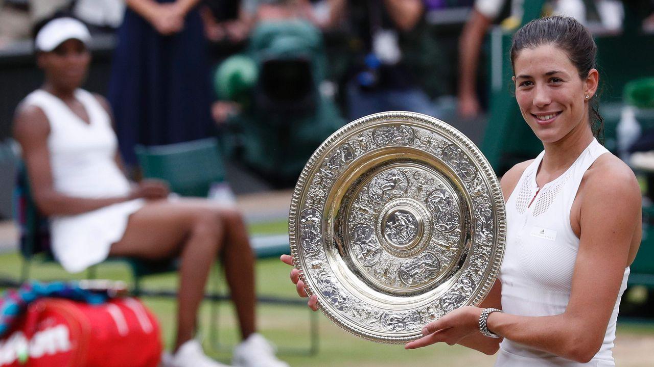 Resumimos la carrera de Sharapova en fotografías