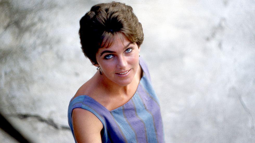 Lucia Berlin, en Albuquerque, Nuevo México, en 1962