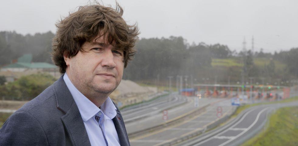 Calvelo mantiene una cruzada contra Fomento por el plan de enlaces viarios en el municipio.