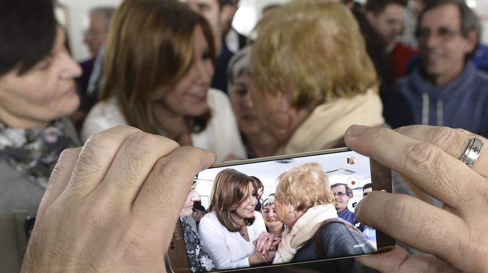 PP, Ciudadanos y Vox, juntos enuna manifestación este domingo en Madrid.La presidenta del Consejo General de la Abogacía Española, Victoria Ortega.