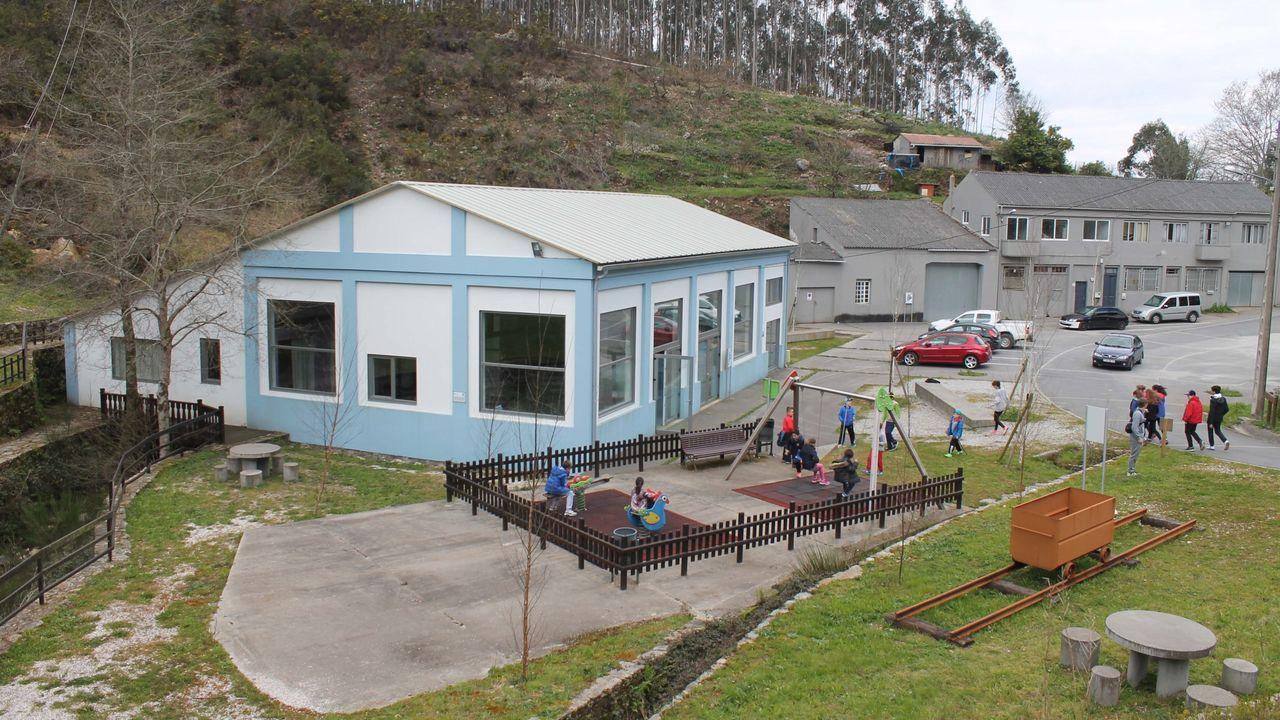 Imagen de archivo del museo ubicado en Lousame