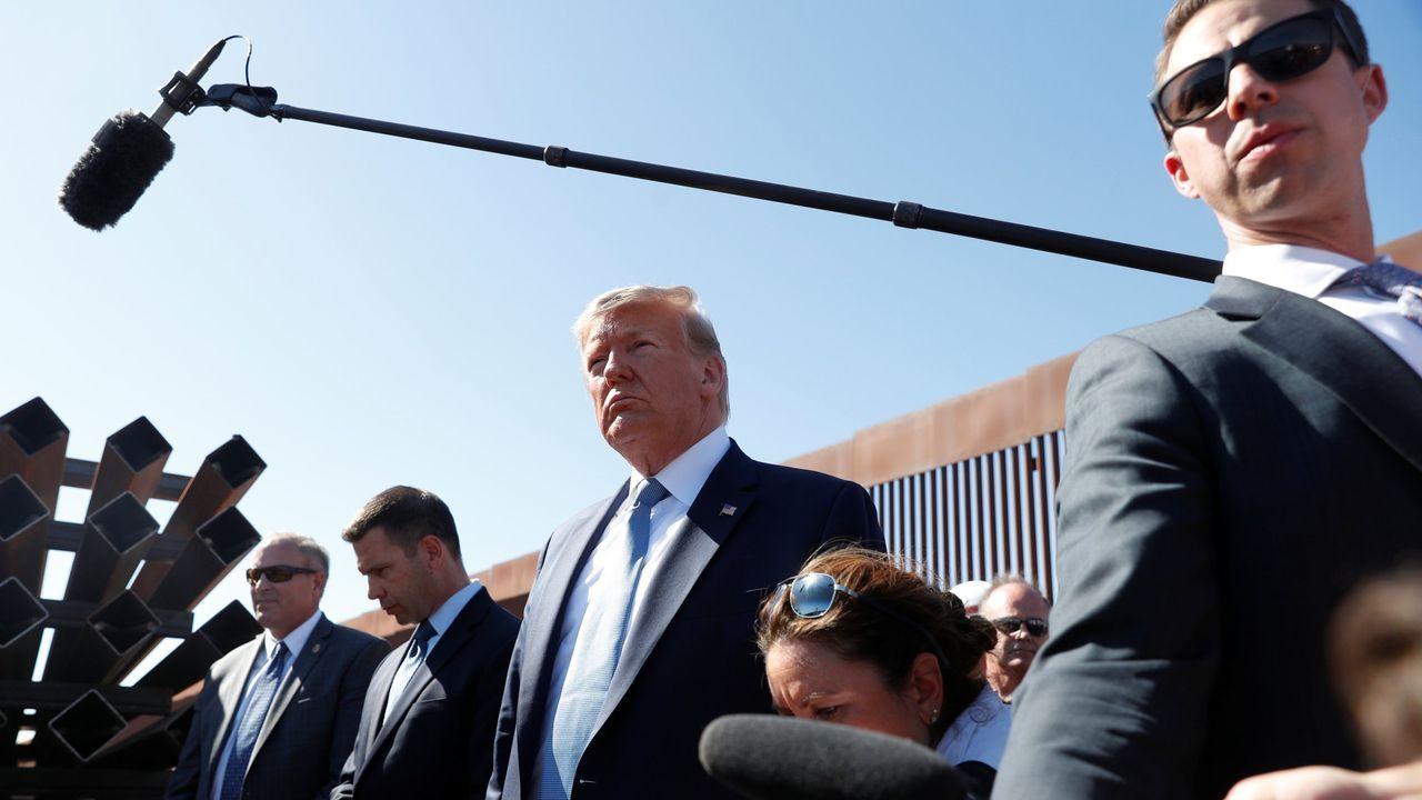 Trump viajó a última hora del domingo a Nueva York para iniciar el lunes sus primeras reuniones bilaterales en el marco de la Asamblea General de la ONU