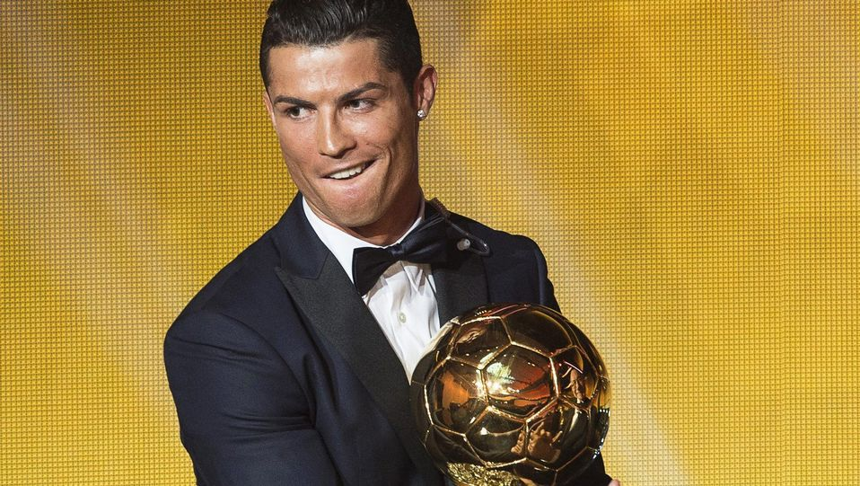 La gala del Balón de Oro, en fotos