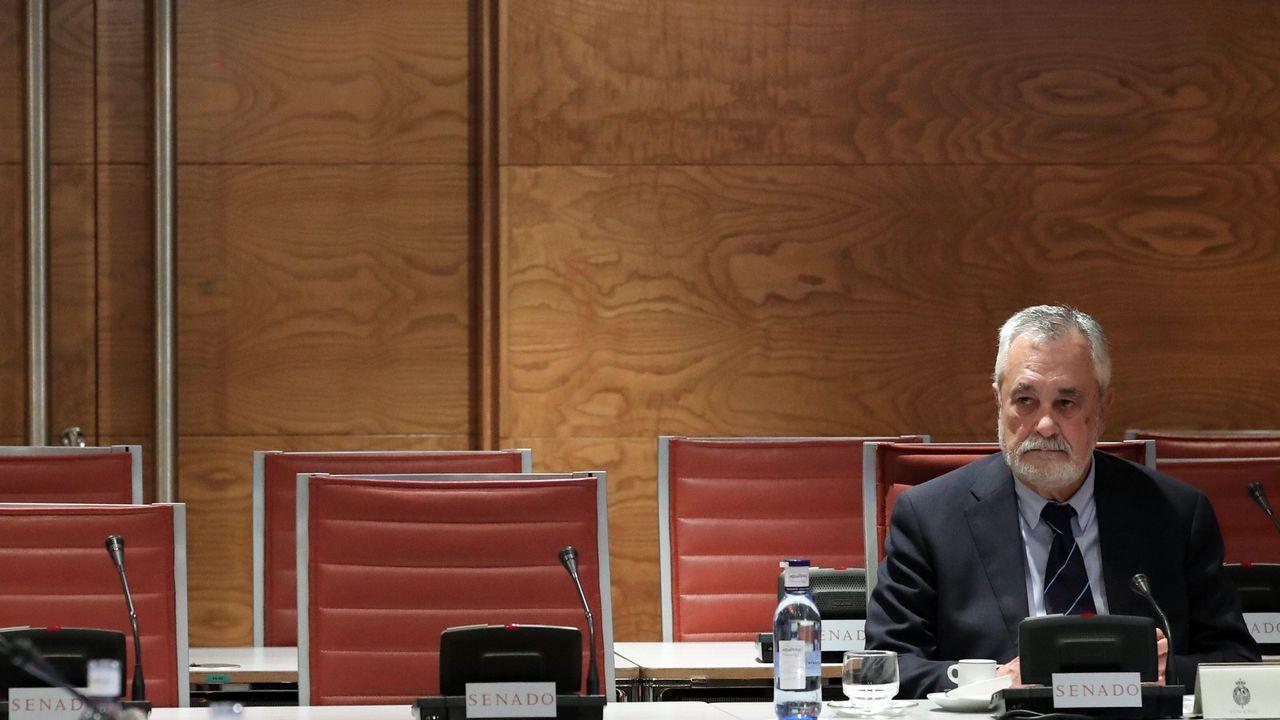 Las penas del caso de los ERE, una a una.Casado argumentó delante del Centro Pompidou de Málaga que no puede atacar a Vox porque hacerlo supondría criticar a antiguos votantes del PP