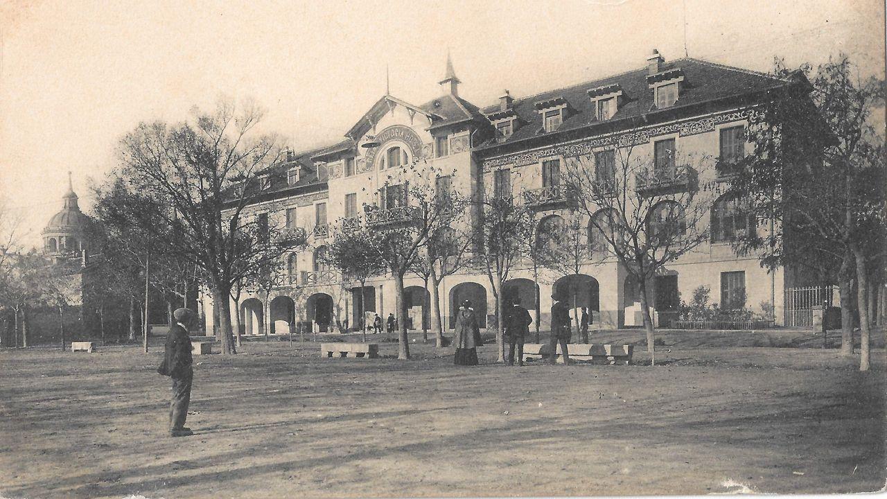 El Hotel Victoria Palace (entonces Hotel Reina Victoria), es el único de los siete alojamientos que en 1929 recibieron una estrella Michelin que sigue hoy operativo