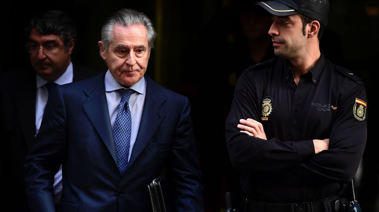 «La presión se cargó a Rita Barberá y la presión se ha cargado a Miguel Blesa»