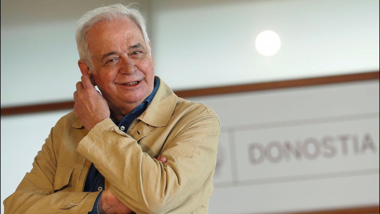 Diego Galán dirigió el Festival de Cine de San Sebastián durante dos etapas