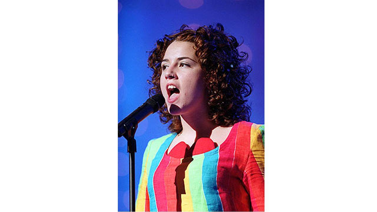 Lydia representó a España en Eurovisión con la canción «No quiero escuchar». Quedó en último lugar y acudió al festival con un colorido diseño de Ágatha Ruiz de la Prada