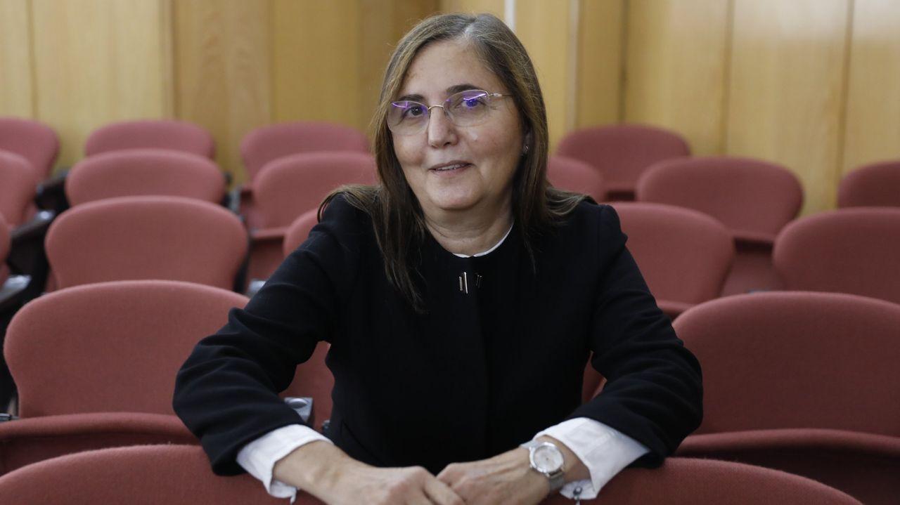 María José Modroño, presidenta de la Academia Médico Quirúrgica de Ourense, presentará la sesión