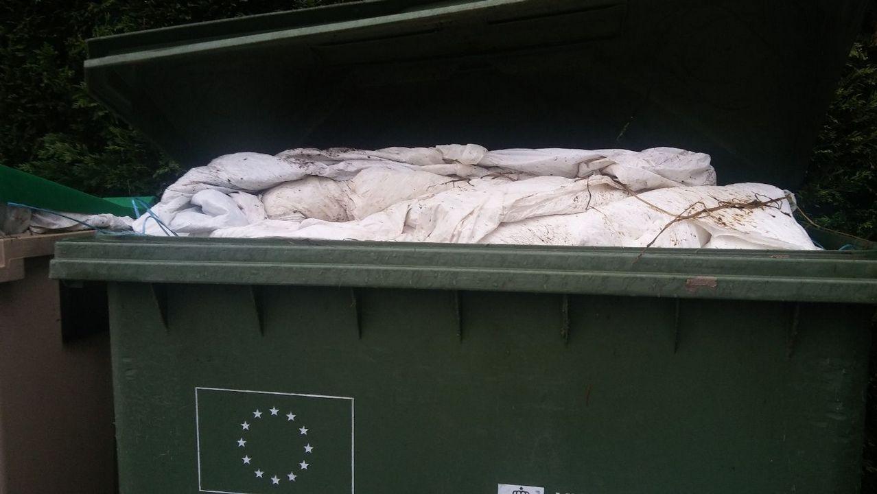 Este es el material recuperado por la Guardia Civil en la operación Espá.Trinketrinke Teatro