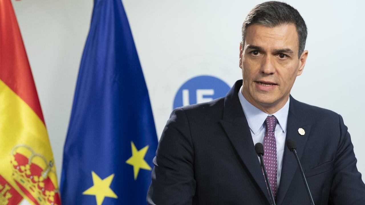 García Egea califica de «escándalo» el pacto entre Sánchez y ERC.El presidente del Gobierno en funciones, Pedro Sánchez