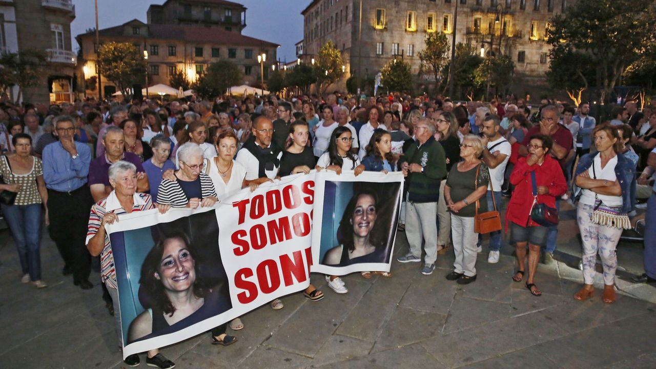 El Pontevedra pide el ascenso a la virgen