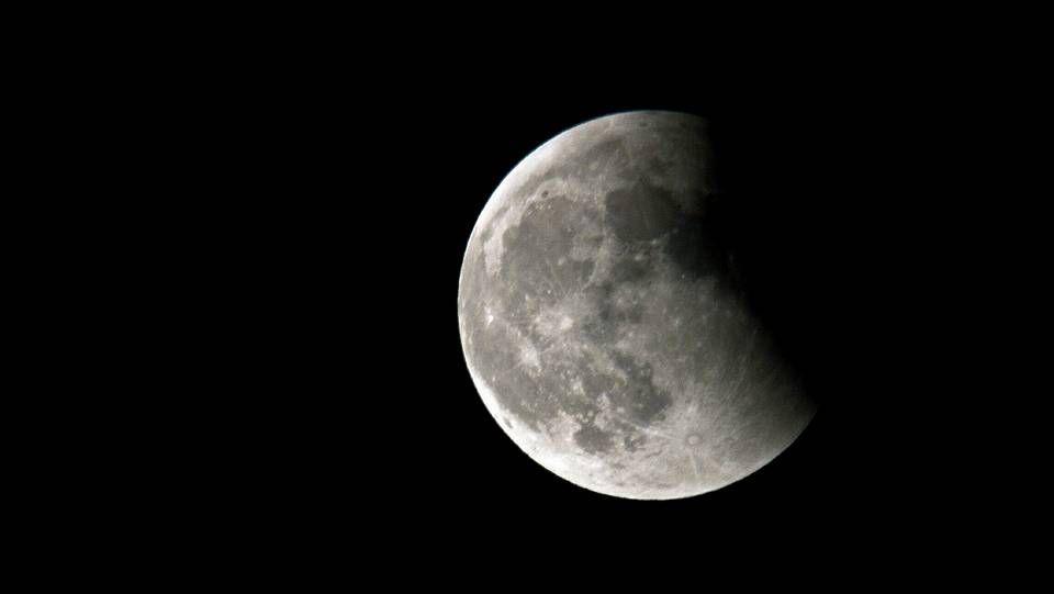 Eclipse anular del 2010 visto desde China