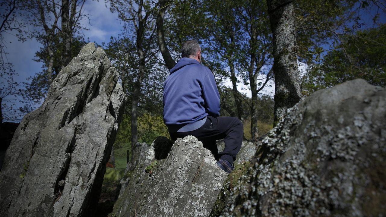 Sumar o hacerse la muerta, algunos de los trucos de Loira.Francisco tiene diagnosticado un trastorno bipolar