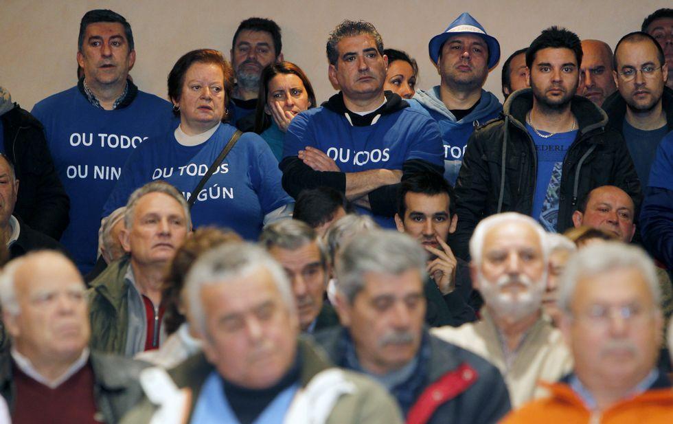 Los trabajadores acudirán de nuevo al pleno si Fole somete a su aprobación el convenio de Lantero.