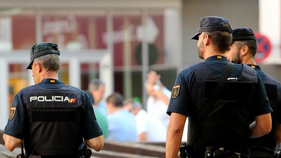 La Policia Nacional detuvo a la mujer como presunta autora de la muerte