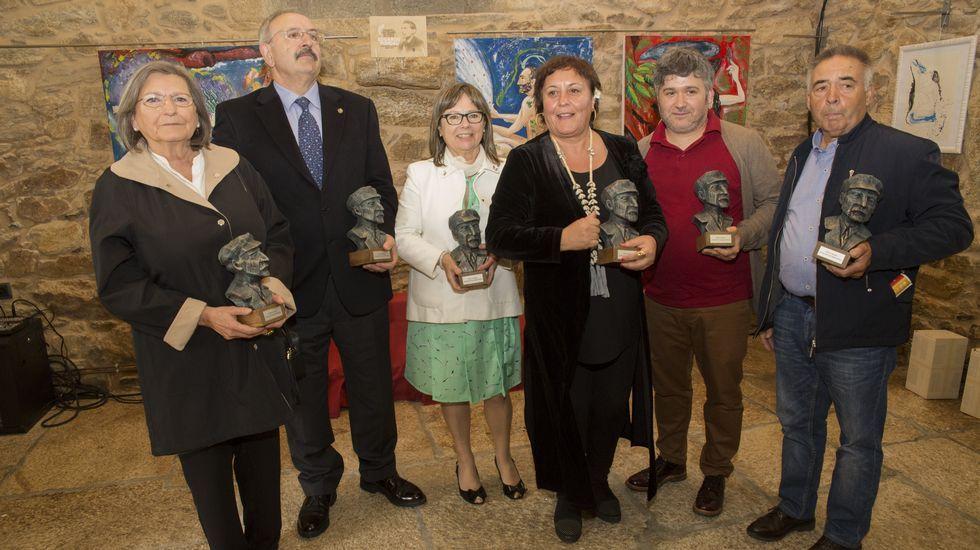 A entrega dos Premios Bos e Xenerosos, en imaxes