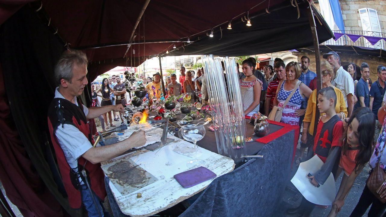 Feria medieval de Noia