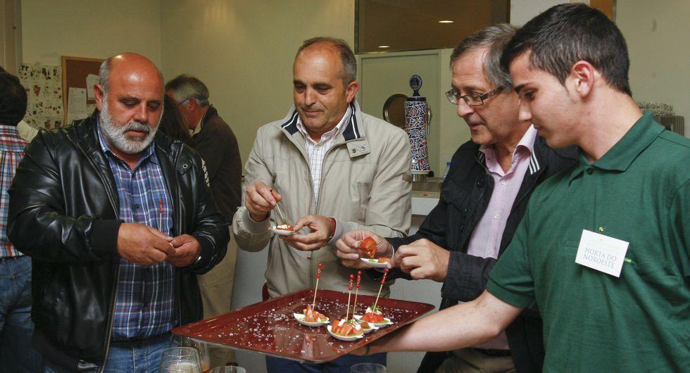 La cita reunió a autoridades y representantes del mundo agrario.