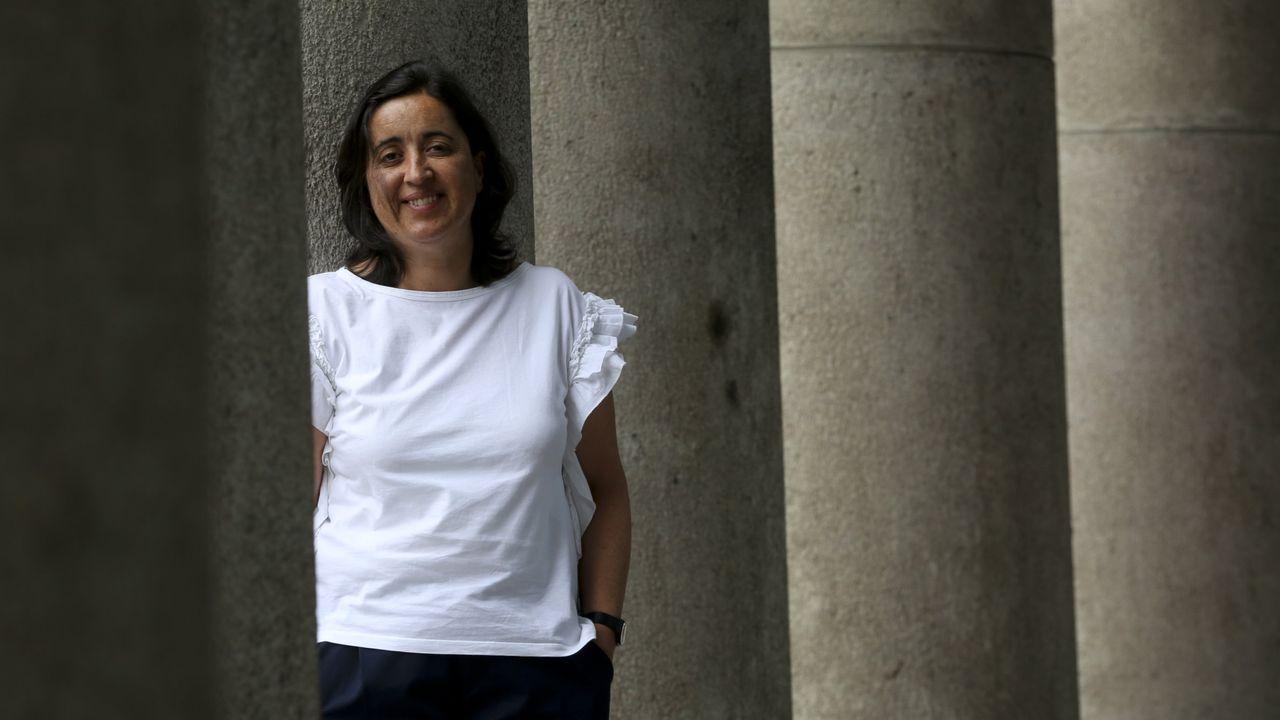 Elena Ampudia pide una arquitectura de calidad a través de concursos también de calidad