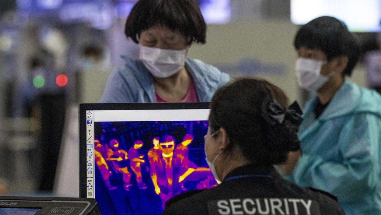 Imágenes de la pandemia en el mundo