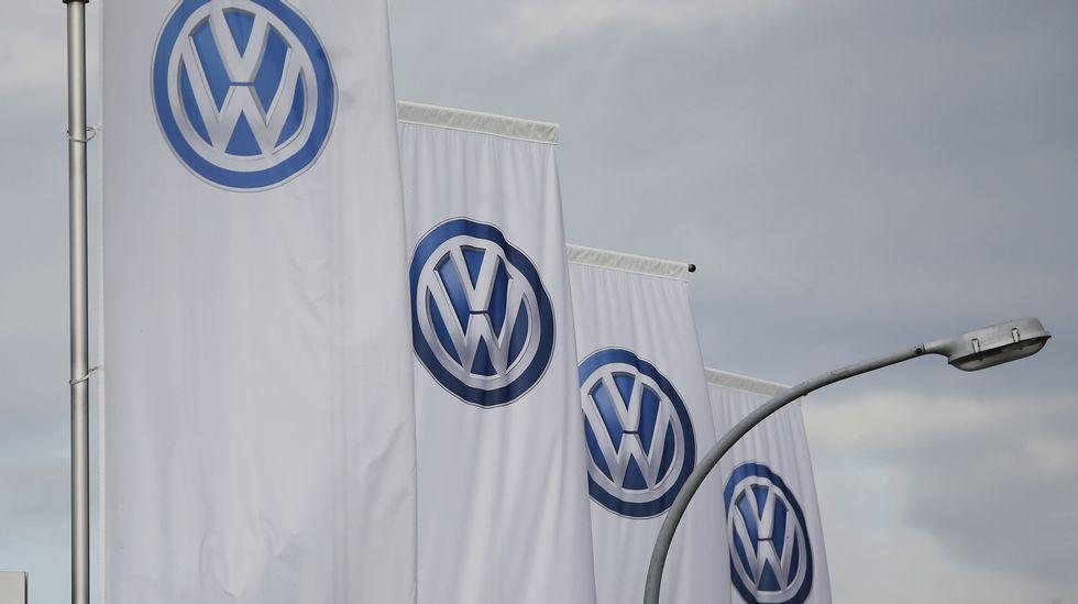 Detalle de un BMW, una de las marcas investigadas