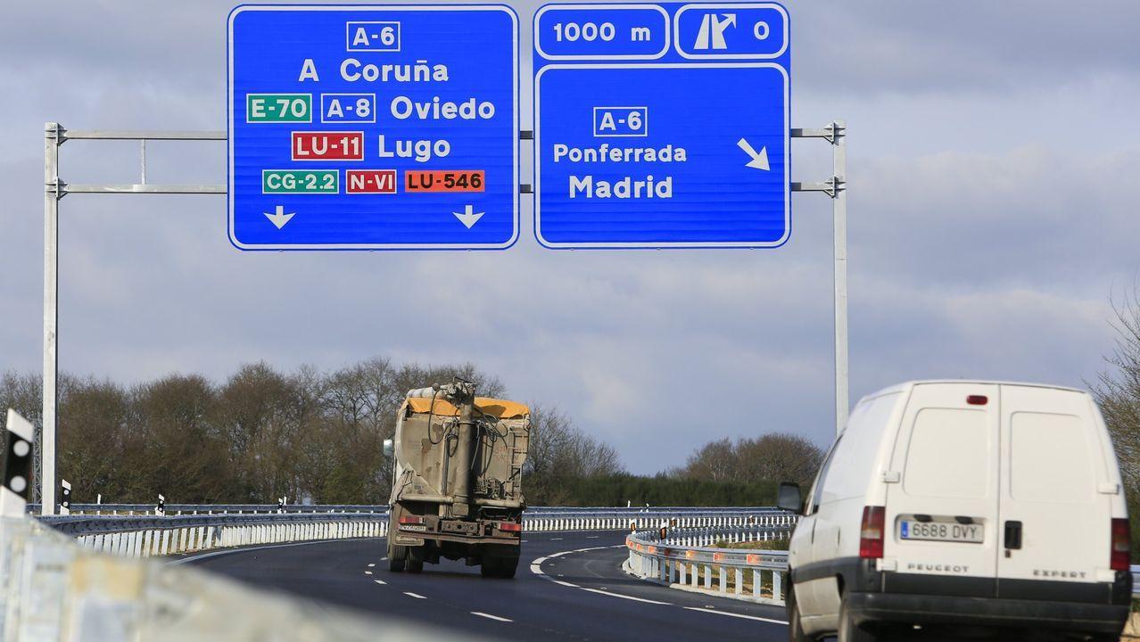 El viaje a Madrid hay que hacerlo por la A-6