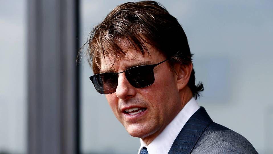 El actor Tom Cruise