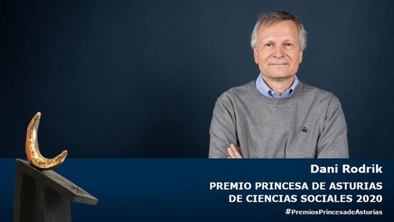 El antes y el después de los Cantones.Dani Rodrik, Premio Princesa de Asturias de Ciencias Sociales