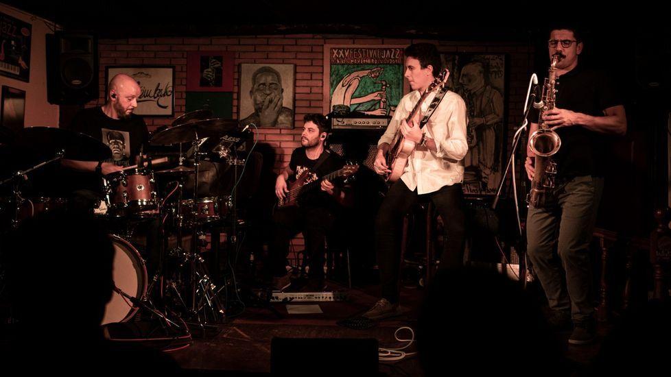 El grupo de jazz Wealman actuará el día 31