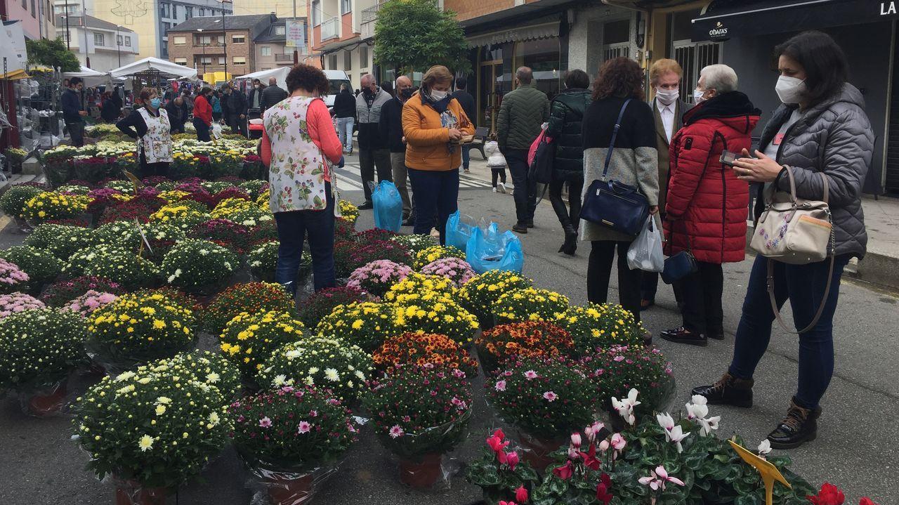 Recorrido neutralizado por las calles de Lugo de la etapa del 4 de noviembre de La Vuelta