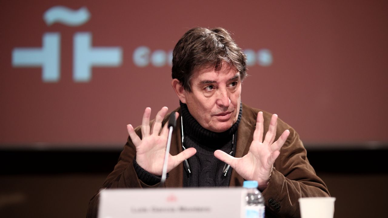 Luis García Montero, director del Instituto Cervantes