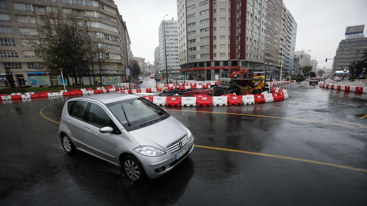 La marcha por la transición justa llega a A Coruña
