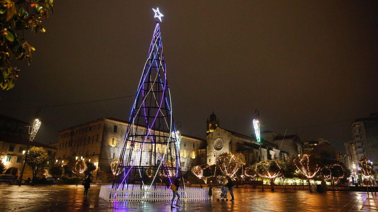 Las luces que en vez de encender el Nadal prendieron el cabreo
