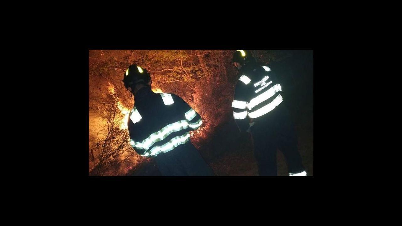 Concejos en riesgo de incendios