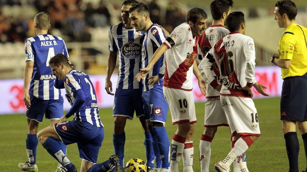 Borges celebra su primer gol como deportivista