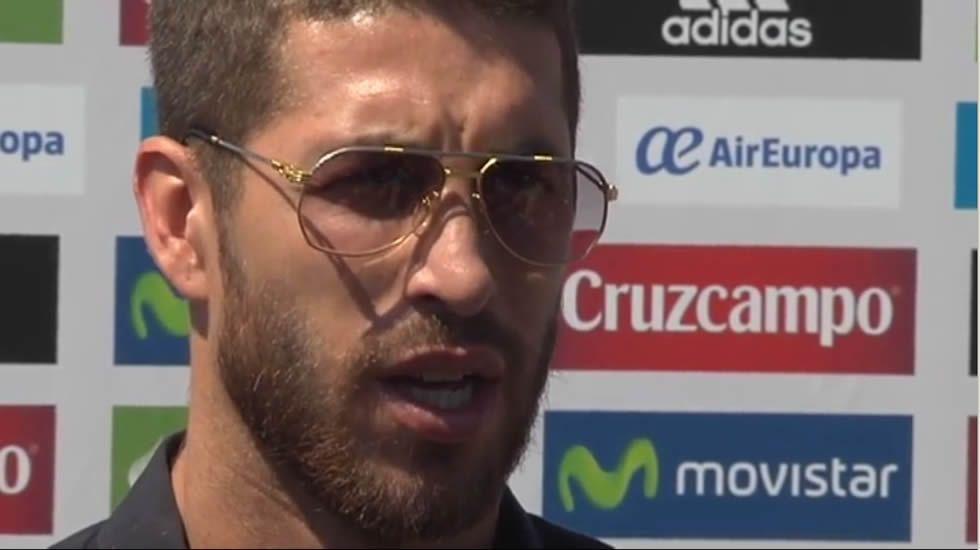Ramos: «A todos les sorprende que Casillas no esté, pero es una decisión respetable»
